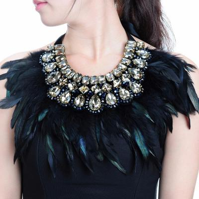 10 Tips for how to wear Statement Necklaces