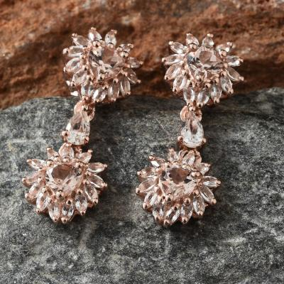Everything about Morganite Topaz Jewelry - FAB NINE DESIGN